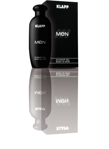 Men Shower Gel Body & Hair  200 Ml-Klapp